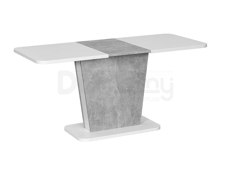 Стол бетон белый садовые дорожки формы из бетона купить